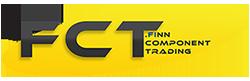 FCT – Tietokonehuoltoa Kotkassa Logo